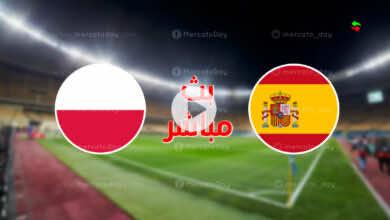 مشاهدة مباراة اسبانيا وبولندا في بث مباشر ببطولة يورو 2020