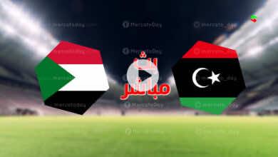 مشاهدة مباراة السودان وليبيا في بث مباشر ببطولة كأس العرب 2021