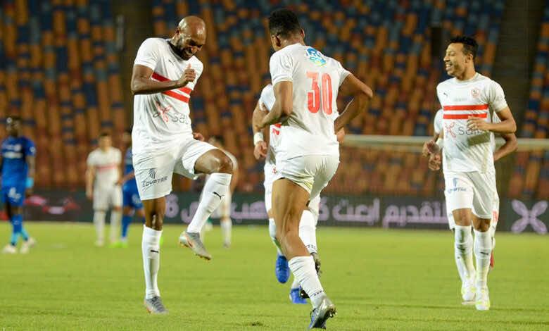 جدول ترتيب الدوري المصري بعد نتائج مباريات اليوم 17 يونيو 2021 وفوز الزمالك