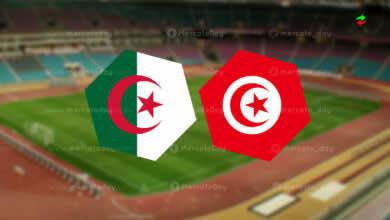موعد مباراة الجزائر وتونس في تحضيرات تصفيات كأس العالم 2022 والقنوات الناقلة