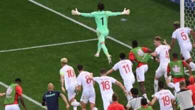 نتيجة مباراة فرنسا وسويسرا في يورو 2020..فلادمير بيتكوفيتش يُحطم أبطال العالم