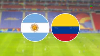 موعد مباراة الارجنتين وكولومبيا في نصف نهائي كوبا أمريكا 2021.. القنوات الناقلة والمعلق