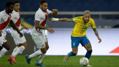شاهد فيديو اهداف مباراة البرازيل وبيرو في نصف نهائي كوبا أمريكا.. نيمار يصنع بالإبهار
