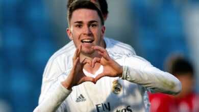 ريال مدريد يبيع ابن عم ماريو هيرموسو لأحد أندية الدوري البرتغالي