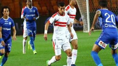 اتجاه في الزمالك للاعتراض على مباراة أسوان بكأس مصر