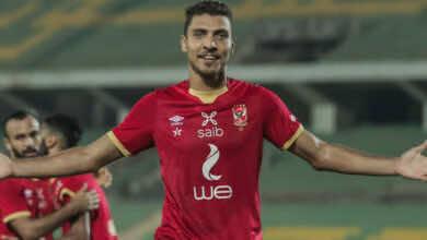 الأهلي يُعدل عقد محمد شريف بعد نهائي دوري أبطال افريقيا