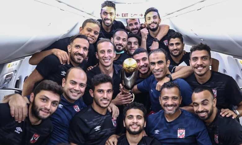 الاهلي يحقق 5 مكاسب بعد الفوز بدوري أبطال افريقيا للمرة العاشرة