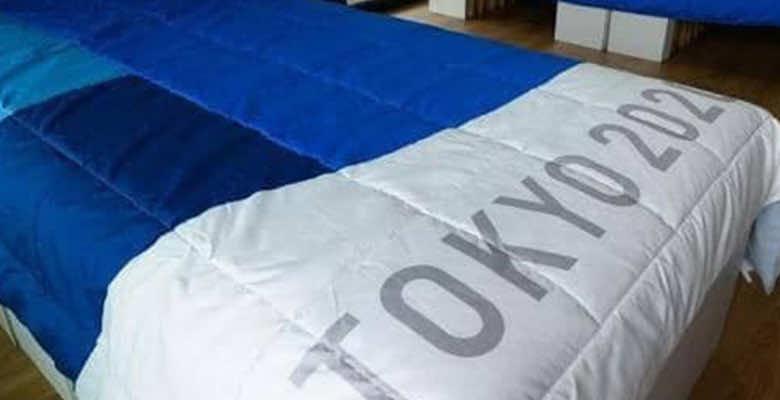"""أولمبياد طوكيو.. ما هي حقيقة """"سرير الكرتون"""" الذي يمنع العلاقات الجنسية بين الرياضيين؟"""