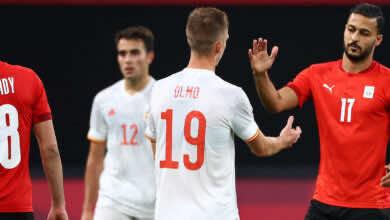 5 ملامح من تعادل منتخب مصر الأولمبي مع إسبانيا