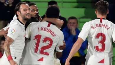 مع فاران.. مانشستر يونايتد يراقب مدافع جديد من الدوري الاسبانى