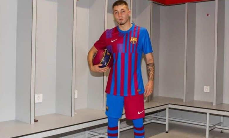 رسميًا.. برشلونة يعلن تعاقده مع موهبة غرناطة