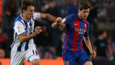 صفقات بايرن ميونخ | بعد عودة أودريوزولا إلى مدريد ناجلسمان يخطط لخطف ظهير برشلونة