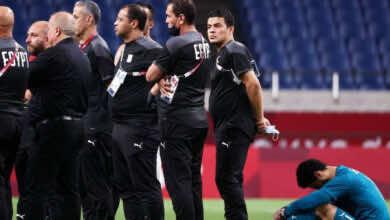 أولمبياد طوكيو 2020 | 5 مشاهد من خروج منتخب مصر الأولمبي ضد البرازيل