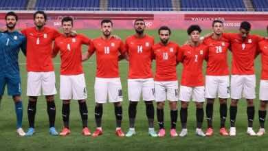 حصاد المصريين اليوم بأولمبياد طوكيو 2020 | نتائج سلبية بخروج منتخب القدم وثنائي الرماية في المركز الأخير