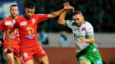 الرجاء المغربي يطالب بتأجيل مباراته بالدوري قبل نهائي الكونفيدرالية