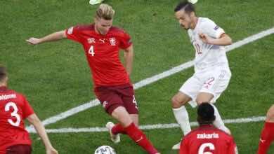 نجم اسبانيا خارج مباراة ايطاليا في نصف نهائي يورو 2020