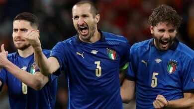 صفقات ريال مدريد   انشيلوتي يوجه أنظاره نحو لاعب منتخب ايطاليا