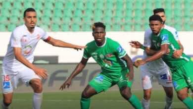 البطولة المغربية | الرجاء يواصل نزيف النقاط ويمنح الوداد فرصة جديدة لتوسيع الفارق (صور:twitter)