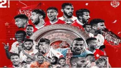 تحديث | سجل بطولات الوداد بعد التتويج بلقب الدوري المغربي 2021 (صور:twitter)