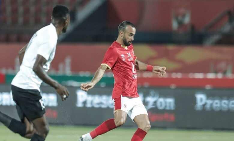 شاهد فيديو اهداف مباراة الاهلي والبنك الاهلي في الدوري المصري اليوم (صور:twitter)