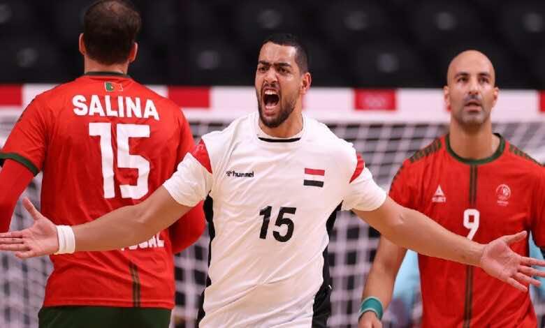جدول ترتيب مجموعة منتخب مصر لكرة اليد في أولمبياد طوكيو 2020..مصر في الصدارة والبحرين تتذيل! (صور:twitter)