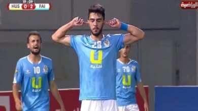 شاهد فيديو اهداف مباراة الفيصلي والحسين إربد في الدوري الاردني