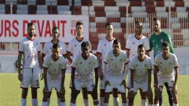 شباب بلوزداد يعزز الصدارة ويقترب من حسم لقب البطولة الجزائرية المحترفة (صور:twitter)