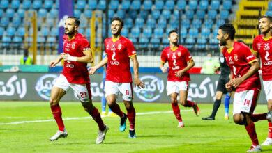 الاهلي يصالح جماهيره على حساب سموحة في الدوري المصري