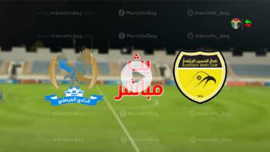 مشاهدة مباراة الفيصلي وحسين إربد في بث مباشر بـ الدوري الاردني اليوم