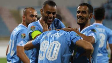نتيجة مباراة الفيصلي والجليل في الدوري الاردني.. النسر الأزرق يطير بالصدارة