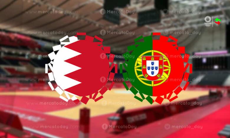 ملخص مباراة البحرين والبرتغال بنهائيات كرة اليد في اولمبياد طوكيو 2020.. سقوط عربي جديد