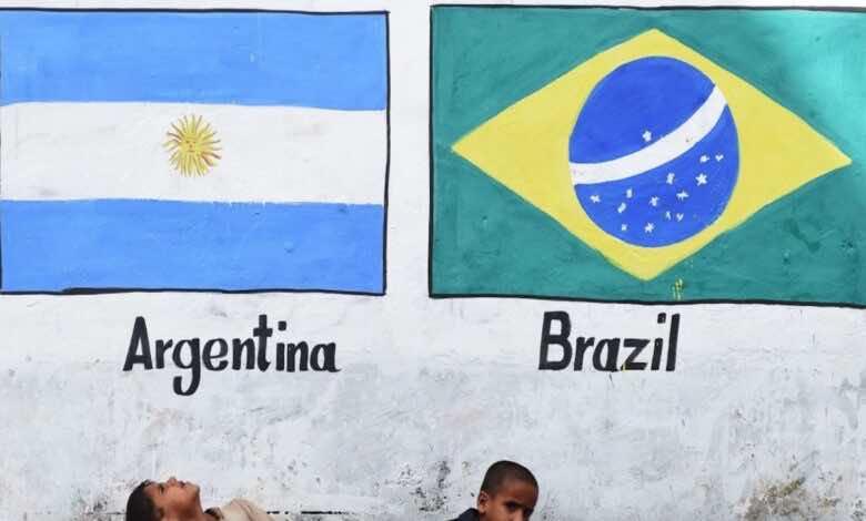 الارجنتين والبرازيل تاريخ ممتد من العداء..كم نهائي جمع الغريمين عبر التاريخ؟