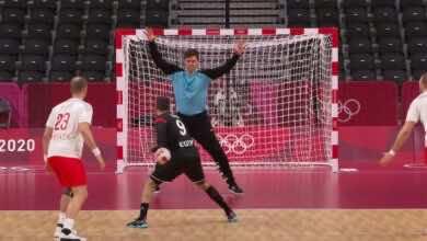 نتيجة مباراة مصر والدنمارك في منافسات كرة اليد بـ اولمبياد طوكيو 2020..بداية نارية للفراعنة