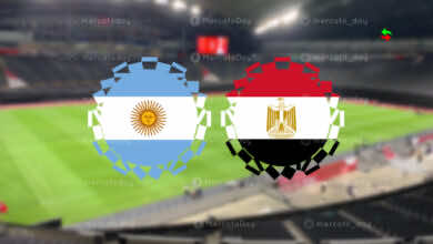 موعد مباراة مصر والارجنتين في اولمبياد طوكيو 2020 والقنوات الناقلة