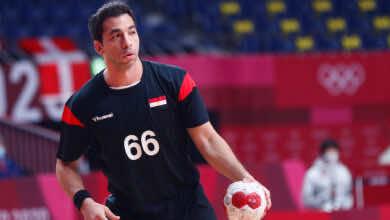 نتيجة مصر واليابان في منافسات كرة اليد بـ اولمبياد طوكيو 2020.. انتصار سهل وإنجاز تاريخي للأحمر