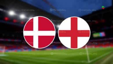 موعد مباراة انجلترا والدنمارك في نصف نهائي يورو 2020.. القنوات الناقلة والمعلق