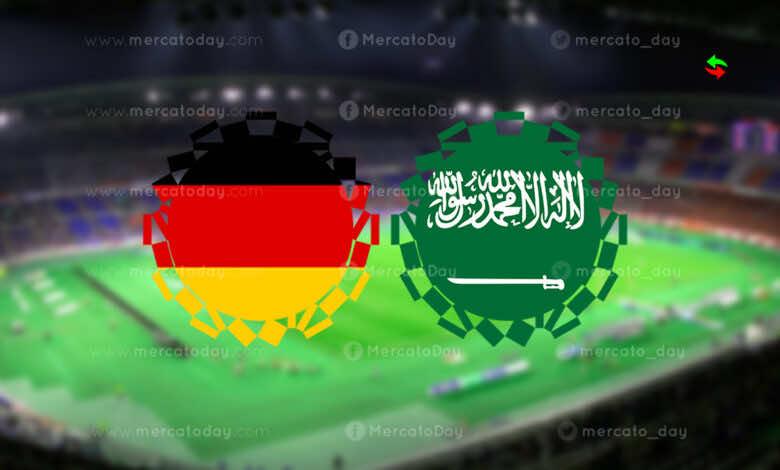 ملخص مباراة السعودية والمانيا في اولمبياد طوكيو 2020