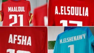 الآن | تشكيلة الاهلي الاساسية أمام كايزر تشيفز في نهائي دوري أبطال أفريقيا 2021