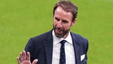 الآن | تشكيلة منتخب انجلترا الاساسية امام ايطاليا في نهائي يورو 2020