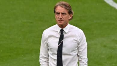 الآن | تشكيلة منتخب ايطاليا الاساسية امام انجلترا في نهائي يورو 2020
