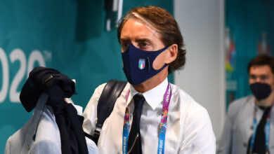 عاجل | تشكيلة ايطاليا الاساسية امام اسبانيا في نصف نهائي يورو 2020