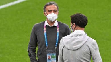 عاجل | تشكيلة اسبانيا الاساسية امام ايطاليا في نصف نهائي يورو 2020