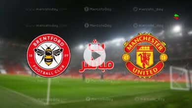 بث مباشر | مشاهدة مباراة مانشستر يونايتد وبرينتفورد ضمن تحضيرات الموسم الجديد