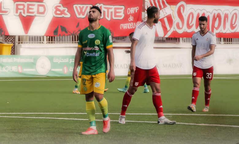 البطولة الجزائرية المحترفة   شباب بلوزداد يتجاوز شبيبة القبائل ويقترب من اللقب