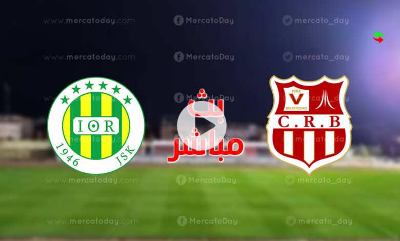 مشاهدة مباراة شباب بلوزداد وشبيبة القبائل في بث مباشر بـ البطولة الجزائرية المحترفة