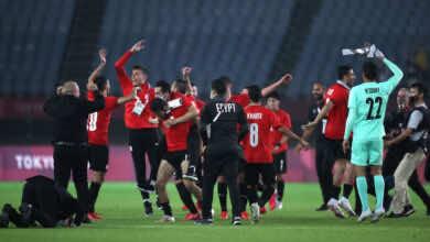 نتيجة مباراة مصر واستراليا في اولمبياد طوكيو 2020.. فعلها الفراعنة