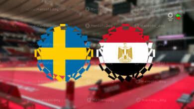 ملخص مباراة مصر والسويد لـ كرة اليد في اولمبياد طوكيو 2020