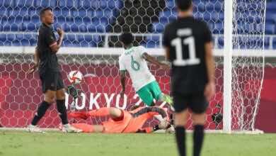 شاهد فيديو اهداف مباراة السعودية والمانيا في اولمبياد طوكيو 2020