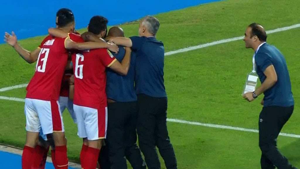 نتيجة مباراة الاهلي وكايزر تشيفز في نهائي دوري أبطال أفريقيا