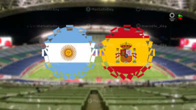 ملخص مباراة اسبانيا والارجنتين في منافسات كرة القدم بـ اولمبياد طوكيو 2020